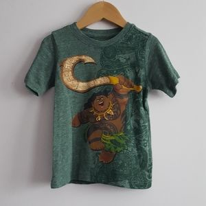 "🆕️ Disney Moana 'Maui"" Graphic T-Shirt"